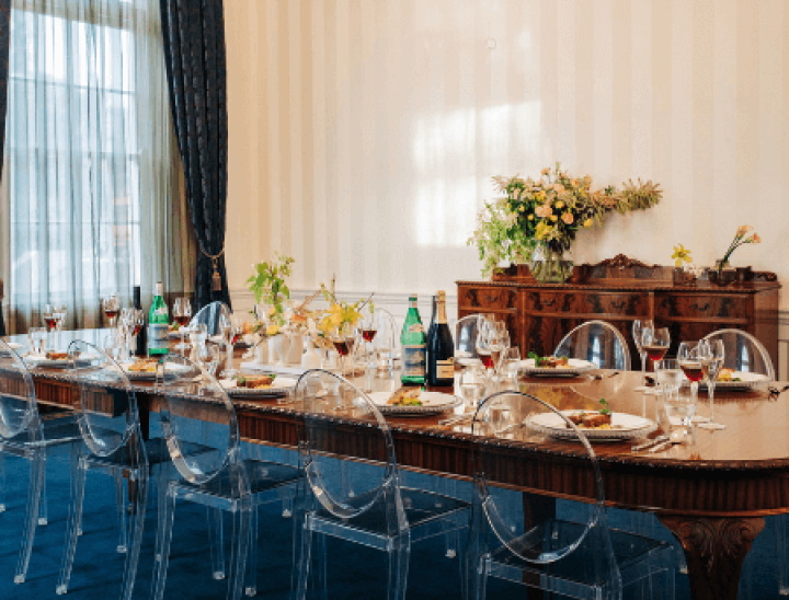 Chancellors Private Dining