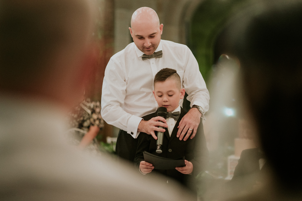 Nephew Wedding Speech